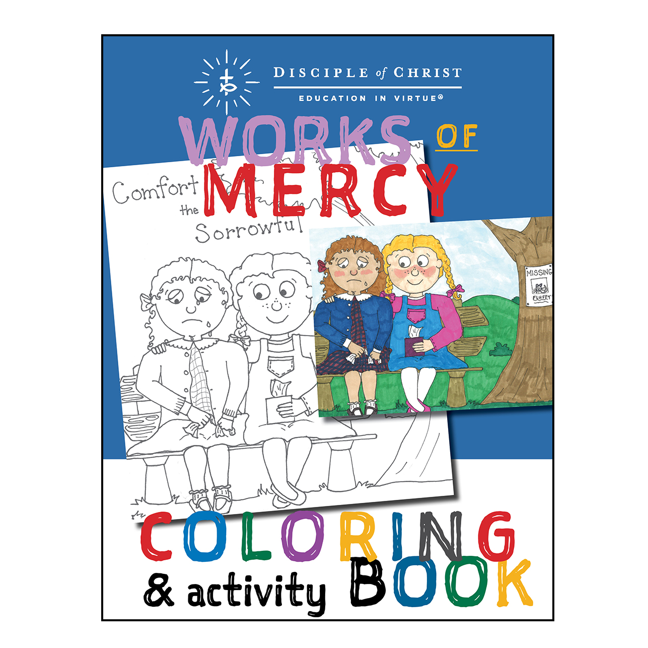 Learning About the Works of Mercy Booklet : Creative