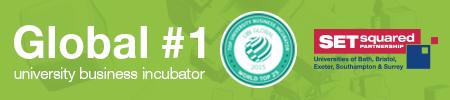 Global #1 university business incubator