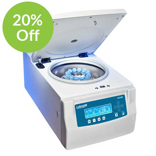 Labnet High Performance Centrifuges C0336 & C0336R