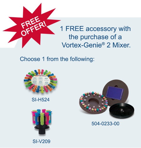 Free Accessory with Purchase of Vortex Genie 2