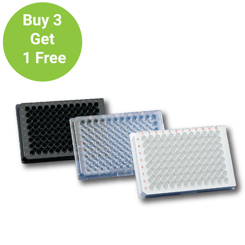 Buy 3 get 1 Free Bioassay Plates from BrandTech