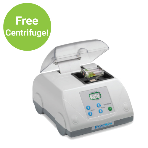 Free Centrifuge with Purchase!