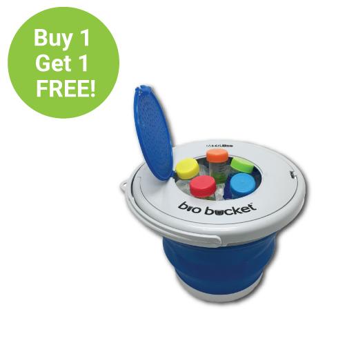 MTC-BioBucket Buy one Get one Free!