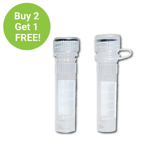 Buy 2 Get 1 FREE ON MTC-Bio Screw Caps