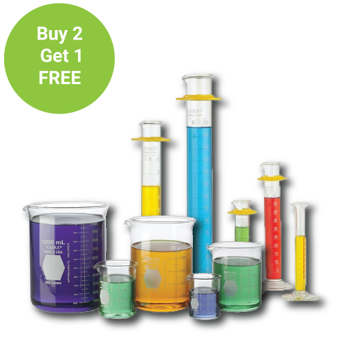 Glassware Starter Pack Promotion from Kimble DWK Life Sciences