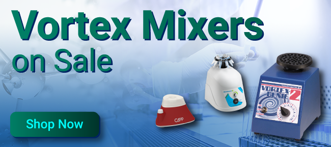 Vortex Mixer Promotions at Pipette.com