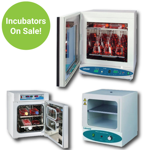 Incubator Sale at Pipette.com