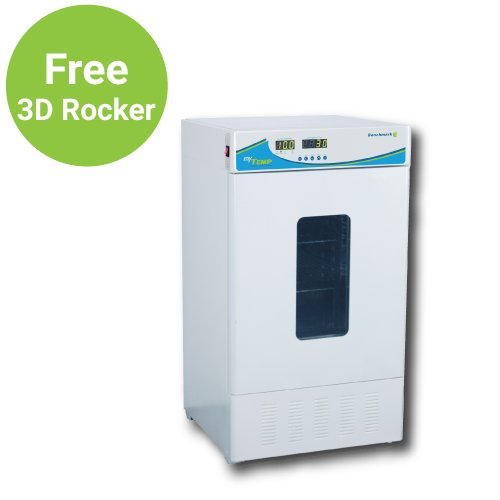 Free 3D Rocker with Purchase of H2265-HC Incubator
