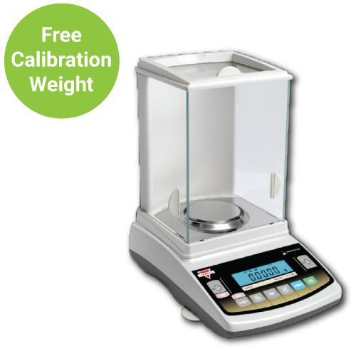 Free Calibration Weight Torbal Balance