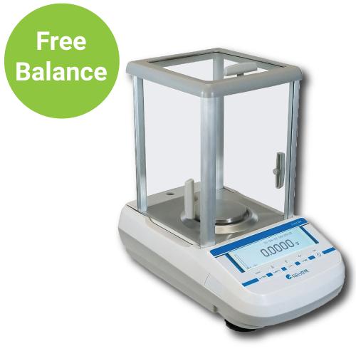 Free Balance Dx Analytical Balanc