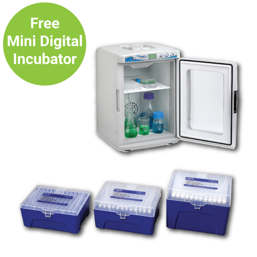 Free Mini Digital Incubator