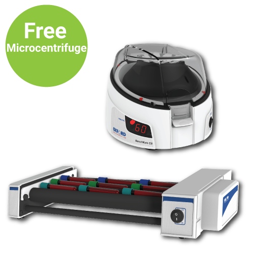 Free C8  Microcentrifuge