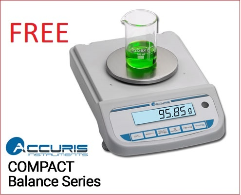 Free compact balance with purchase