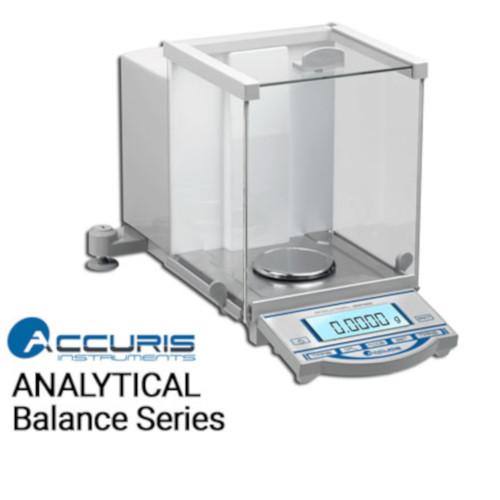 Benchmark Accuris Analytical Balance