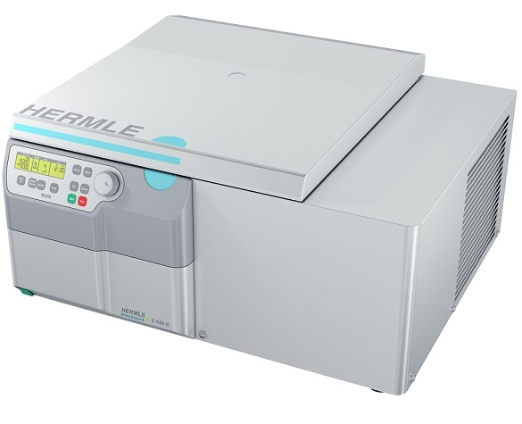 Z446 Refrigerated Centrifuge from Hermle