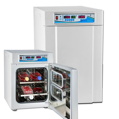 CO2 Incubators with 45L and 180L Capacity from Benchmark