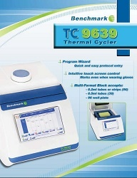 TC 9639 Thermal Cycler Brochure