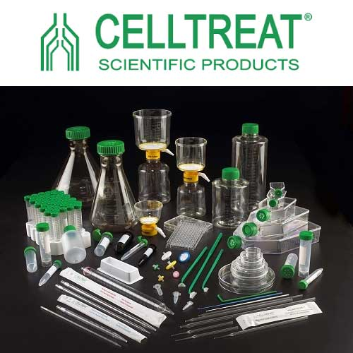 CELLTREAT Scientific Products at Pipette.com