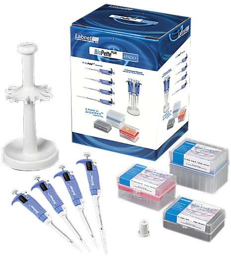 Corning Labnet Pipette Starter Pack available at Pipette.com