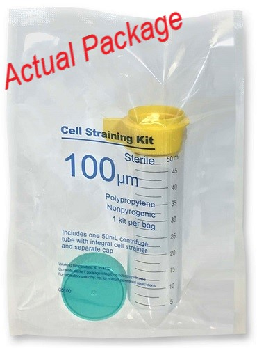 ReadyStrain Cell Strain Kit, Actual Package.  On Sale at Pipette.com
