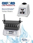 Oxford Vortex Mixer Brochure