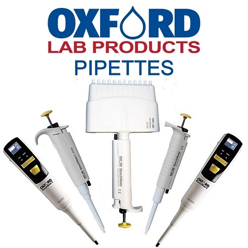 Oxford Benchmate Single Channel & Multichannel Pipettes
