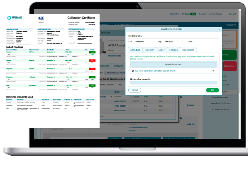Qualer Asset Management Software