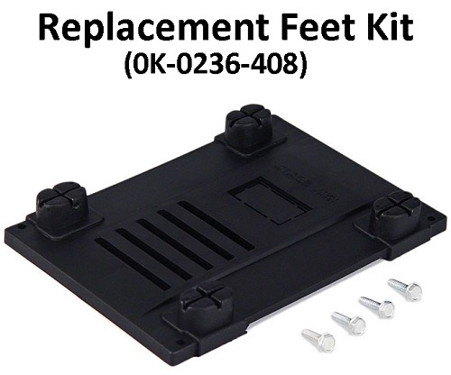 Vortex Genie Replacement Feet Kit at Pipette.com