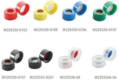 ABC Screw Caps for Chromatography Vials at Pipette.com