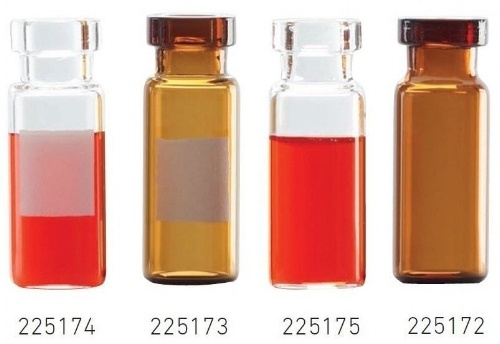 Crimp Top Chromatograpy Vials | WHEATON E-Z Vials