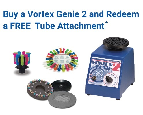 Free Accessory with Vortex Genie 2 Purchase for a limited time*