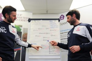 Nicky and Danny Cowley, Lincoln City managers