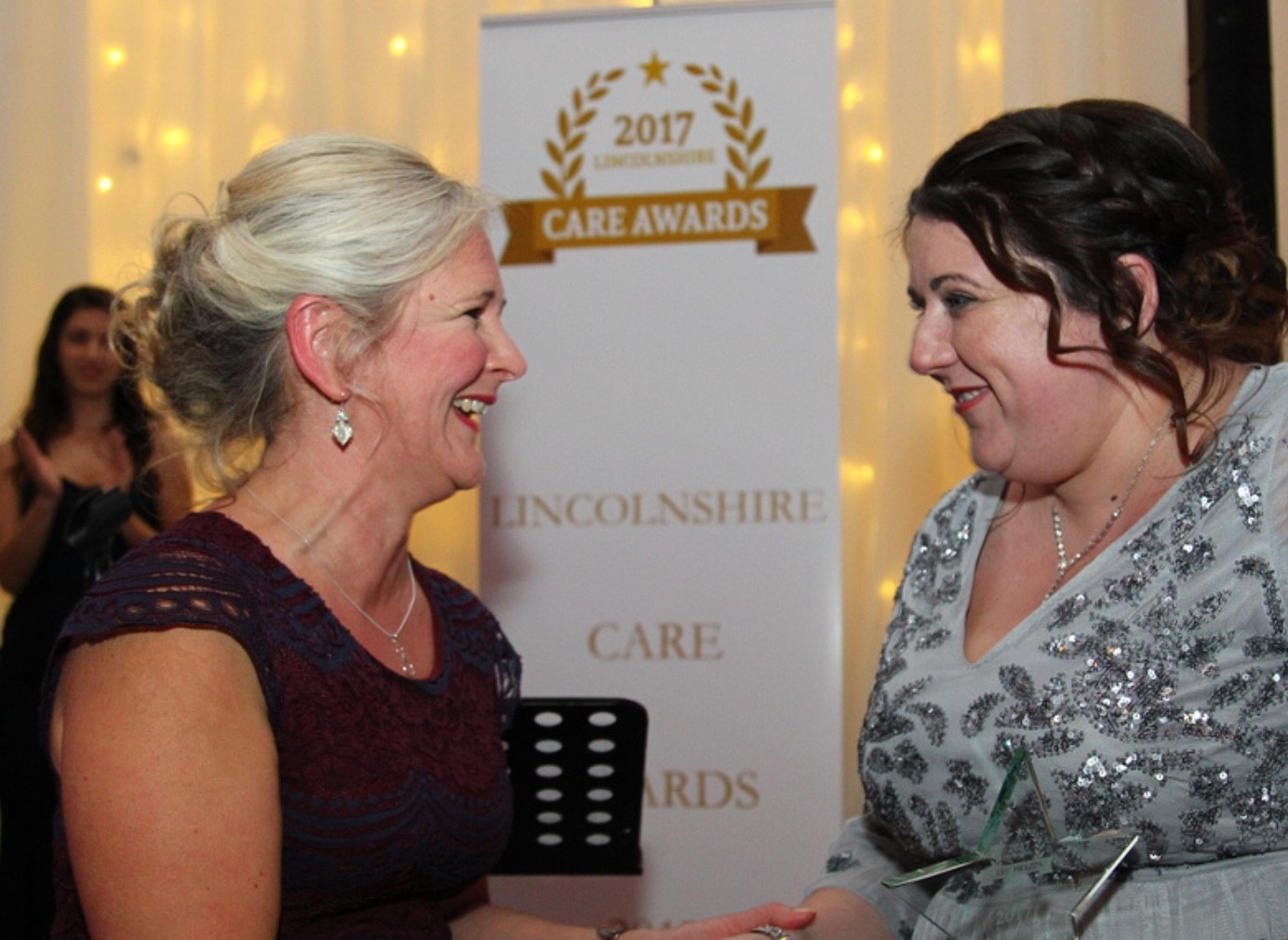 Lincolnshire Care Awards. Photo credit: Shaun Smith, Kamara Photography.