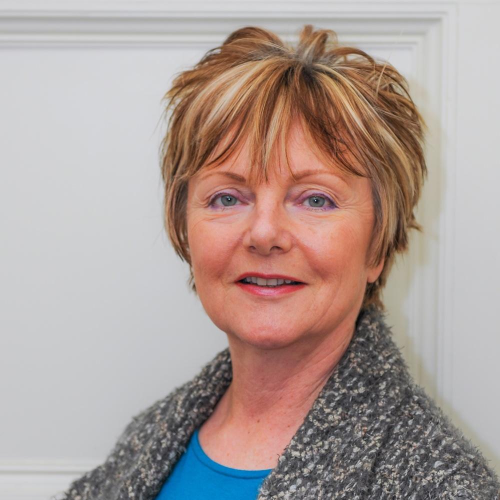 Ruth Sayers, BGU's first Principal Fellow of the HEA
