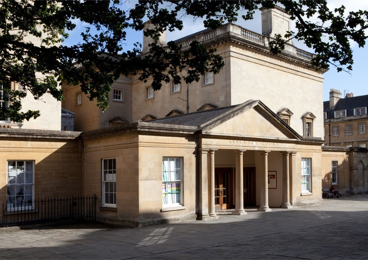This year's Sandford Awards ceremony will be taking place on Tuesday 21st November at the Fashion Museum and Assembly Rooms in Bath.