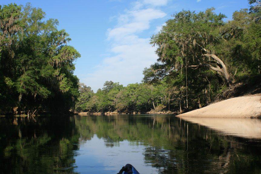 Suwannee-river-wakeboarding