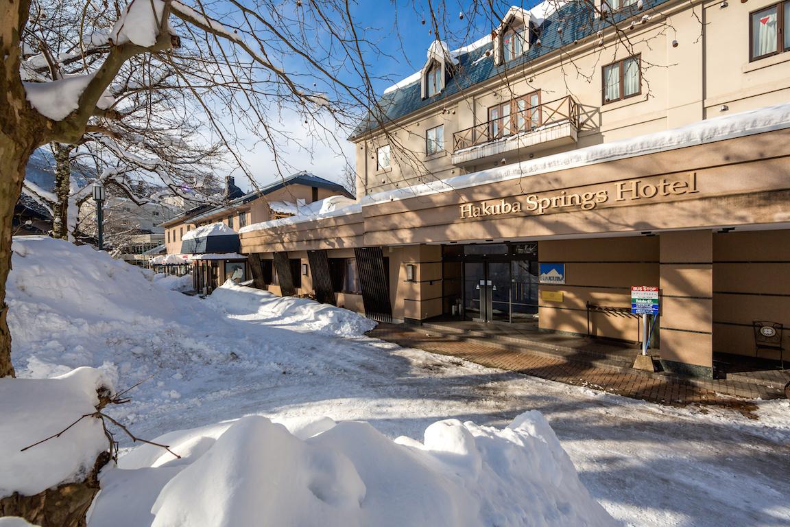 Ext 2 Hakuba Springs Hotel