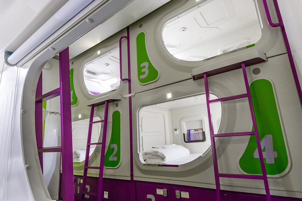 Eight Share Pod Room-1