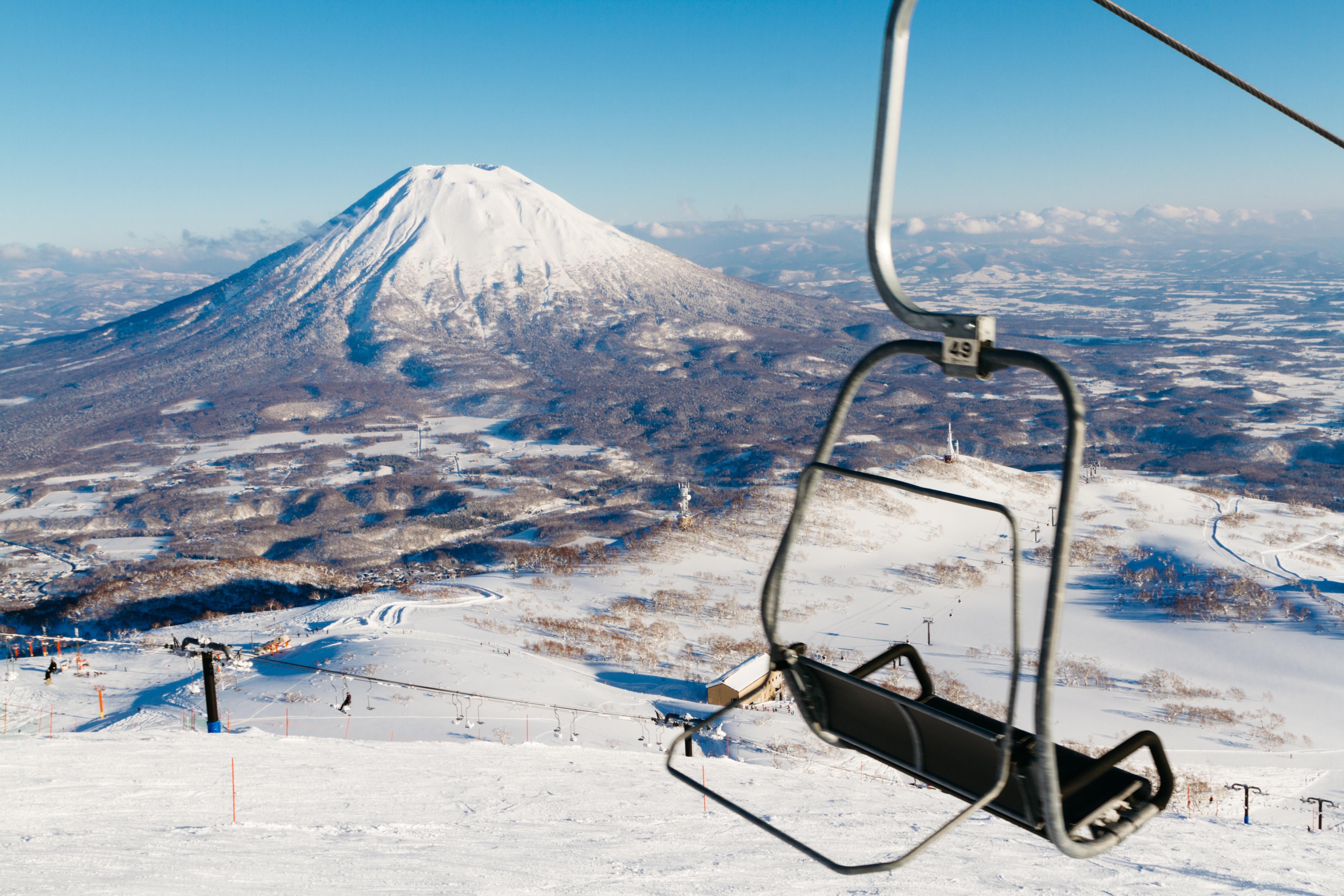 Mt Yotei - Niseko PhotographyMatt Wiseman