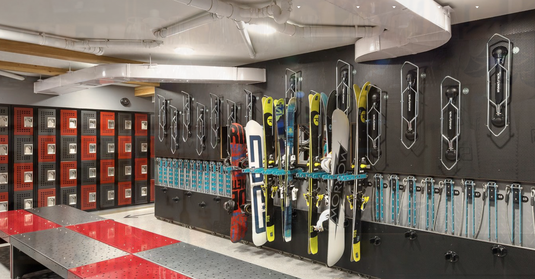 Pangea Ski Room 2