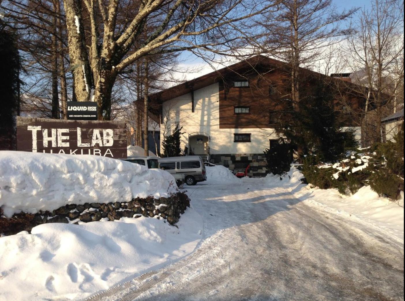 The Lab Exterior
