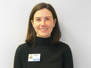 New Admiral at The Lake social worker Colleen