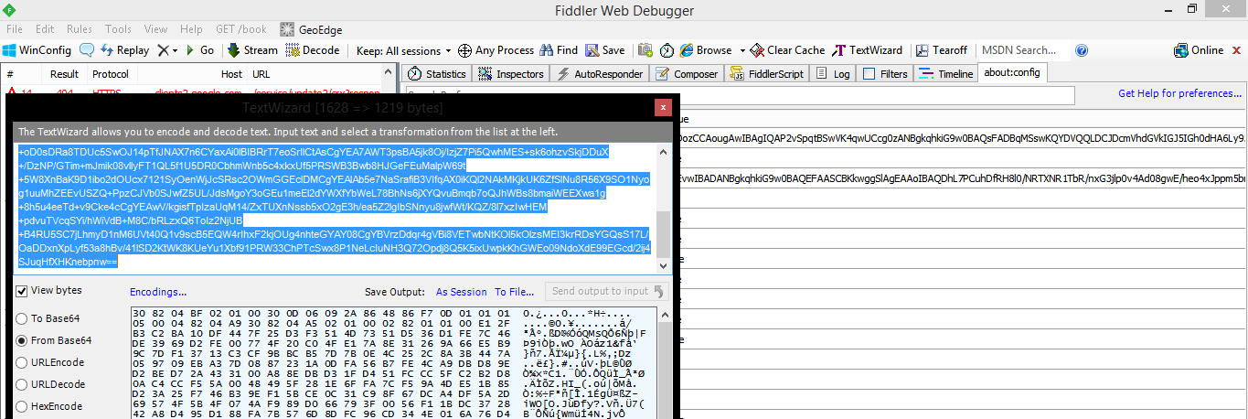 Deciphering Simplicity with Wireshark and Fiddler