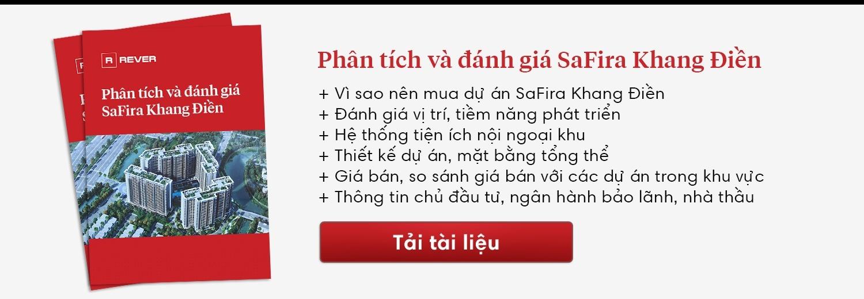 Thông tin chi tiết SaFira Khang Điền: vị trí, giá bán dự kiến, tiện ích, v.v.