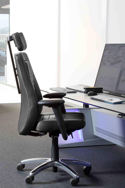 Siège ergonomique de bureau BMA Axia Active 2.2 Noir