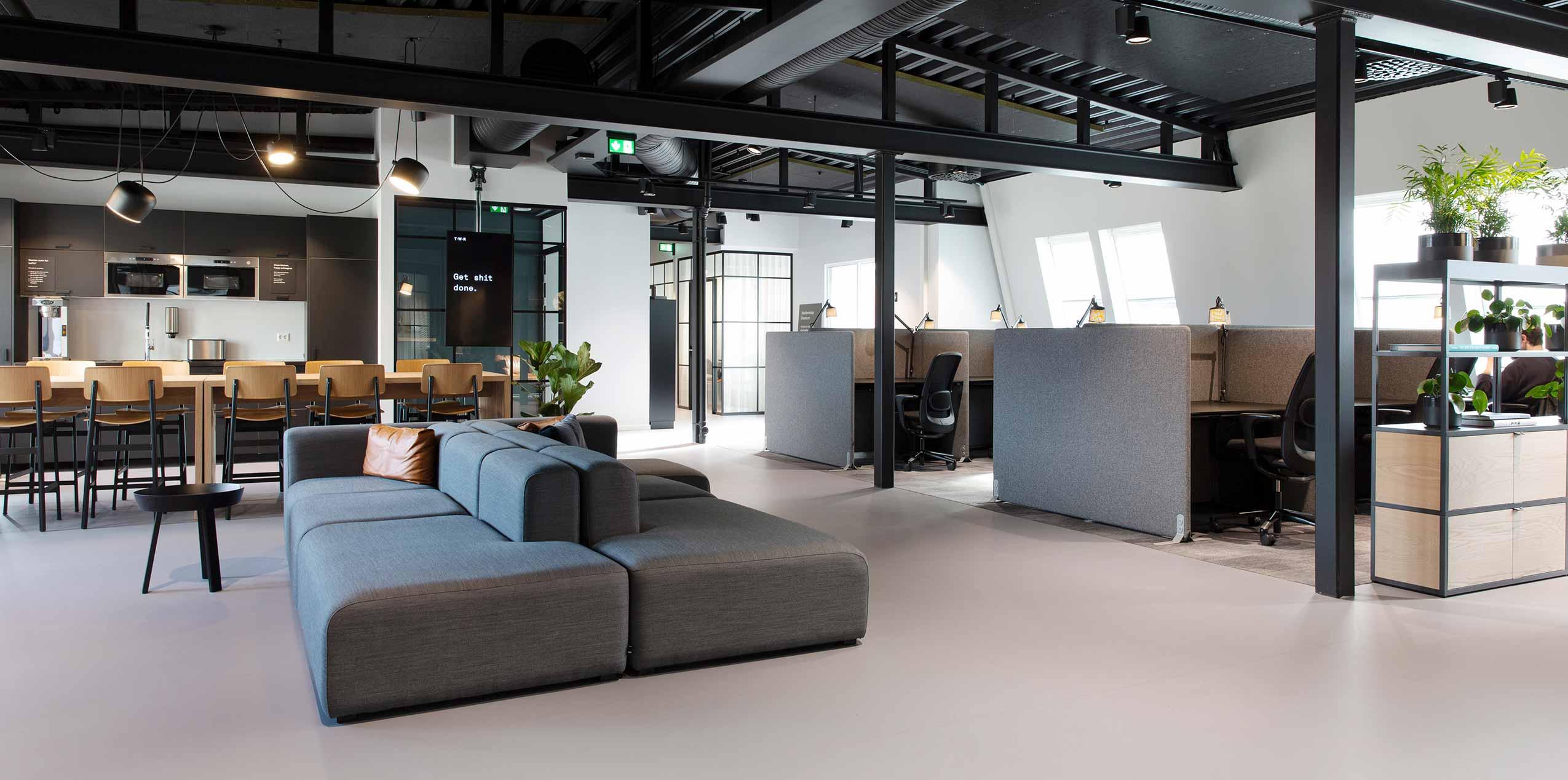 Arbeitsweisen neu denken: Tower Bergen Coworking