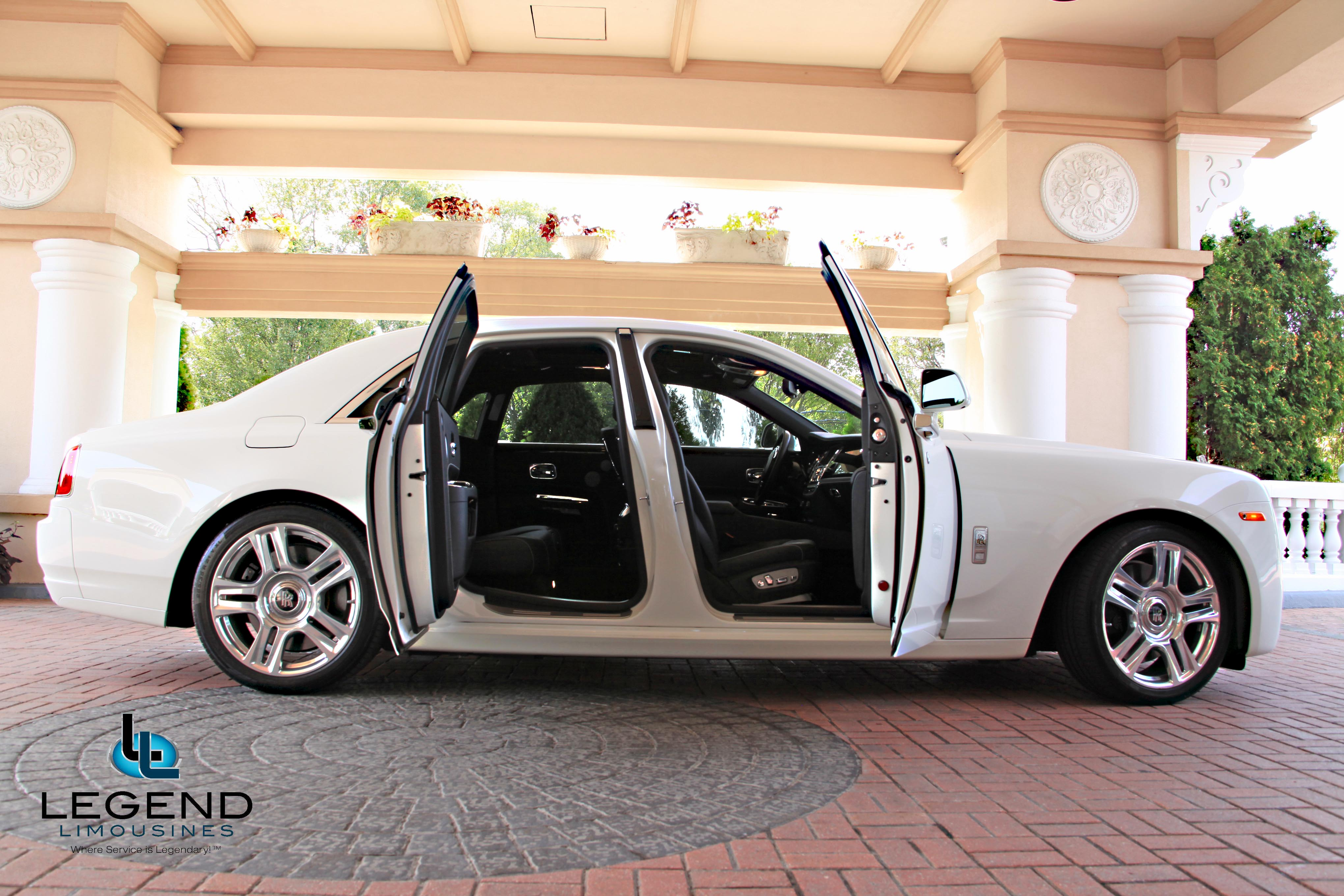 Legend Limousines Inc Rolls Royce Ghost Rolls Royce Rental