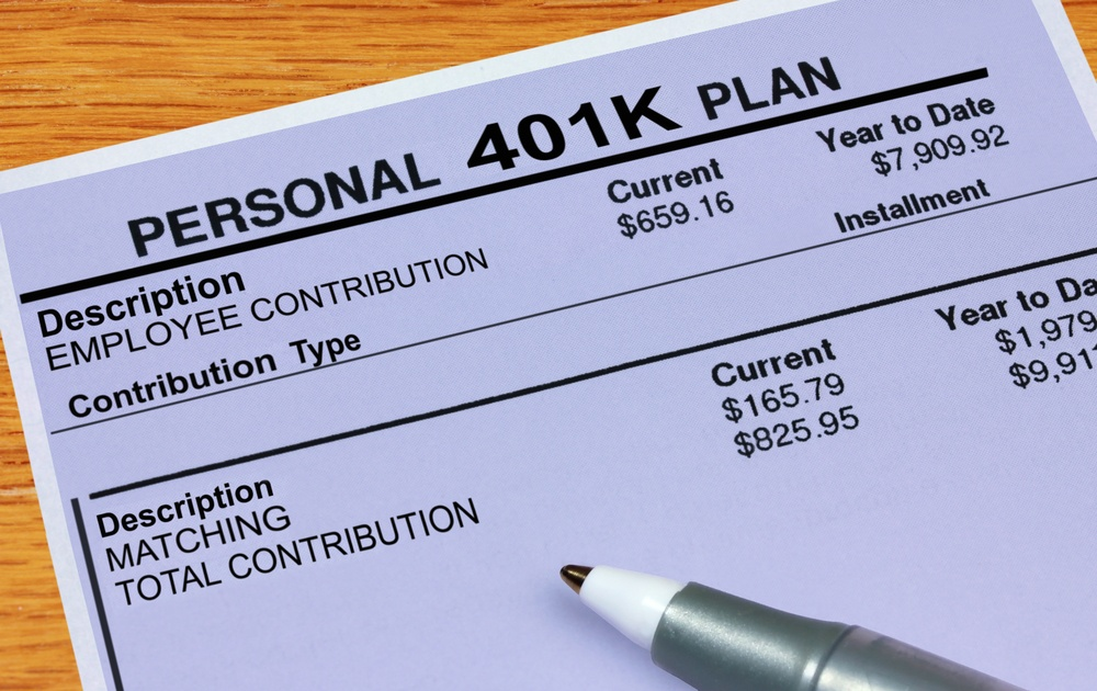 401k Savings Plan