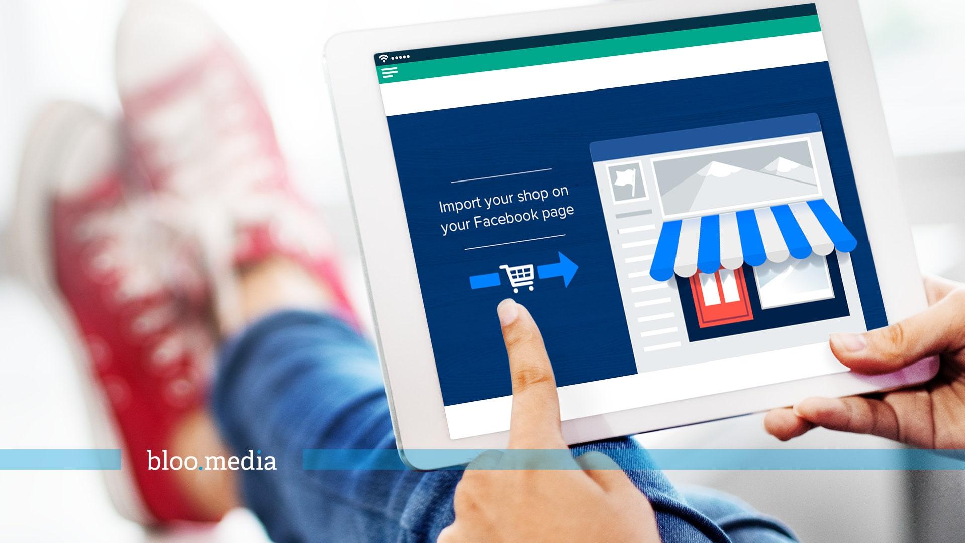 Cómo crear una tienda online en Facebook [Guía completa]