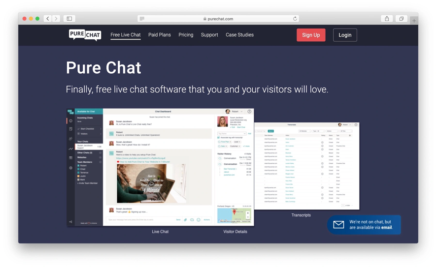 pure-chat-chatbot